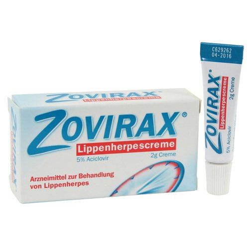 Shigles Zovirax Cream